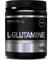 L-Glutamine Powder Pure 120g - Probiotica - Probiótica