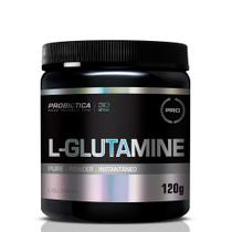 L-Glutamine Powder Pure Sem Sabor 120g - Probiotica - Probiótica