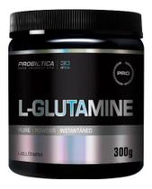 L-glutamine probiótica sem sabor 300g -