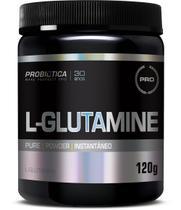 L- Glutamine Pure Powder 120g - Probiotica - Probiótica