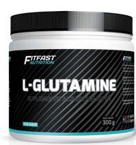 L-glutamine sem sabor fit fast - 300 g -