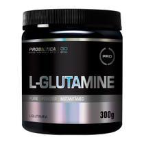 L-Glutamine Sem Sabor Probiótica 300g -
