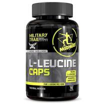 L-Leucine 90 cápsulas - Midway -