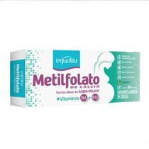 L-Metilfolato de Cálcio-30 Caps.-355mcg-Equaliv-+B12 e B6 -