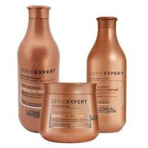L'oreal Absolut Repair Pós Química Kit Shampoo + Condicionador + Máscara - Loreal