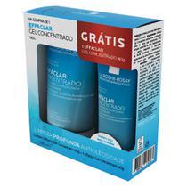 La Roche-Posay Effaclar Concentrado  Kit - Gel de Limpeza 150ml + Gel de Limpeza 40ml -