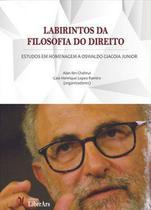 Labirintos da Filosofia do Direito: Ensaios em homenagem a Oswaldo Giacoia Junior - Liber Ars