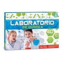 Laboratório de Química 1633 - Nig -