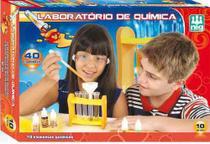 Laboratório De Quimica Experiências Nig -