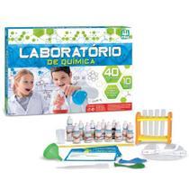 Laboratorio de Química Nig Kit c/ 40 Experiências -