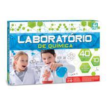Laboratorio de Química Nig - Kit com 40 Experiências -