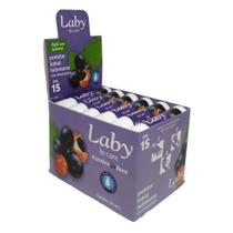 Laby Care AÇAÍ Protetor LÁBial Display C/24 -