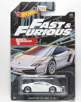 Lamborghini Gallardo LP 560-4 - Fast  Furious 6 4 - Velozes e Furiosos - 1/64 - Hot Wheels