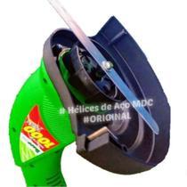 Lâmina De Aparador De Grama Elétrico De Fio Nylon Específico Para Vonder - Hélices De Aço Mdc