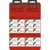 Lâmina de Barbear Inoxidável - 20 Embalagens c/ 3 unidades - Wilkinson -