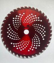 Lâmina Para Roçadeira Serra Circular Videa 40 Dentes - Toyama