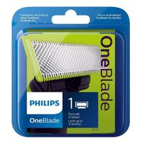 Lamina Refil Barbeador Elétrico Philips One Blade QP210/50 -