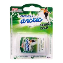 Lâmina Refrescante Freegells Arctic Sabor Menta 20 Unidades -