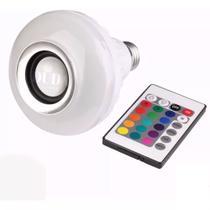 Lâmpada Bluetooth caixa de som para sala - Duda store