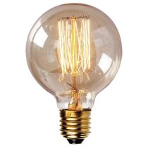 Lâmpada de Filamento de Carbono Transparente 40W E27 220V - G12540T2 - Ol