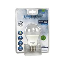 Lâmpada de Led Bulbo 10W 3000K - Save Energy - Bivolt