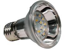 Lâmpada de LED Taschibra Verde E27 - 1,5W PAR 20 LED