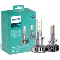 Lâmpada De Led Ultinon Fog H7 6200k 12v 14w - Philips