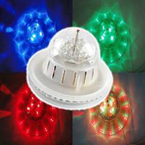 Lâmpada Disco com 72 Leds RGB Colorido 4w 110v DS-1802 - Wmt