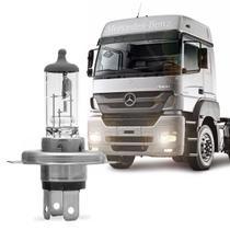 Lâmpada do Farol Osram Truckstar H4 24V 75 70W Halógena -
