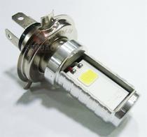 Lampada Farol 2 Leds H4 Moto Carro 8000k Super Branca - Serjão Parts