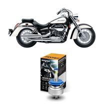 Lâmpada Farol Moto Led H4 6000k HONDA VT 750 Shadow 06-13 - Shocklight