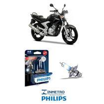 Lâmpada H4 35w Philips 4300k HONDA CBX 250 Twister 01 08 -