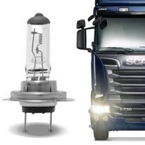 Lâmpada Halógena Transparente H7 3200K 70W 24V Caminhão - Vetor
