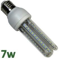 Lâmpada Led 7W E27 Branco Frio 6400k Econômica Bi volt WMT2423 -