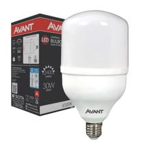 Lâmpada Led Alta Potência Luz Branca 30w - Bivolt - Avant -