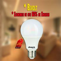 Lâmpada Led Bulbo A70 15W 6500K Luz Branca Bocal E27 Bivolt Galaxy Led