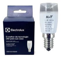 Lâmpada Led E14 Geladeira Electrolux - Original 1,4w -