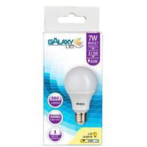 Lâmpada LED Galaxy Bulbo 7W 3000K E-27 Bivolt Bulbo A55 -