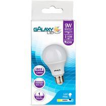 Lâmpada LED Galaxy Bulbo 9W 6500K E-27 Bivolt Bulbo A60 -