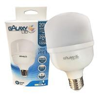 Lampada Led Globe 20W Bivolt Branca Fria 6500K E-27 Galaxy - Glaxy