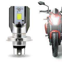 Lâmpada LED para Moto H4 12W 12V Tonalidade Branca Aplicação Farol - F.s.