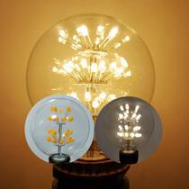 Lampada LED Retrô Vintage Decorativa Filamento E27 Branco Quente - DS