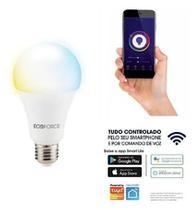 Lâmpada led smart inteligente wi-fi 9w multicor alexa google - Ecoforce