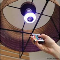 Lampada Musical 100-240v Bulb Party Ball Led Com Controle Remoto Bluetooh -