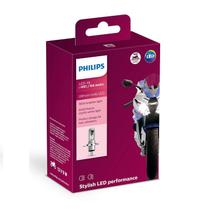 Lâmpada Philips Moto Led Ultinon H4 Hs1 6000k Super Branca -