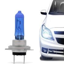 Lampada Super Branca H7 8500K 55W 12V Certificado Inmetro Aplicação Farol Carro Moto - Prime
