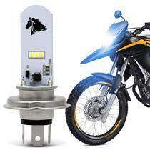 Lâmpada Super LED Honda XRE 300 2010 A 2019 H4 8000K 35W Farol Alto ou Baixo - St