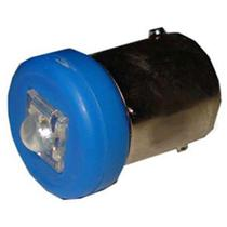 Lâmpada tipo 67 1 led azul 12v 5/10w foco 140 10 pçs - Autopoli