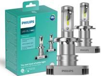 Lâmpada Ultinon LED H4 Philips 6200K 23W