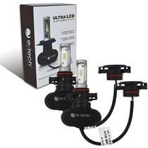 Lâmpada Ultra Led Encaixe H16 E-tech 8000k 6000 Lúmens -